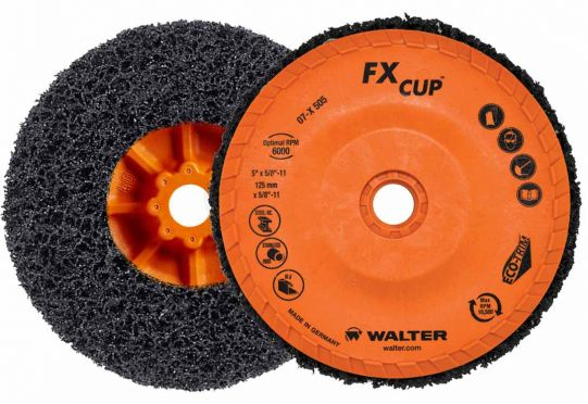 DISQUE A NETTOYER FX  4 1/2 SPIN-ON