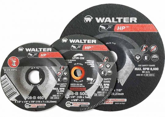 DISC WALTER 4 1/2