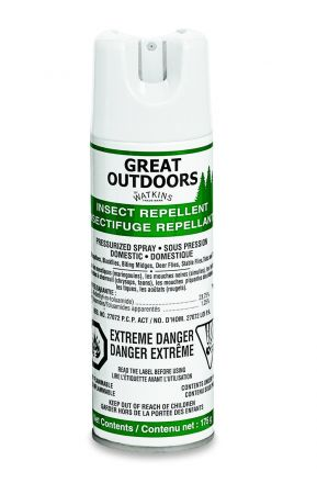 INSECT REPELLENT IN SPRAY 175G