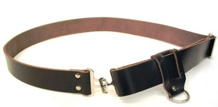AJUSTABLE UNIVERSAL BELT IN LEATHER FOR LIGHT TOOLS