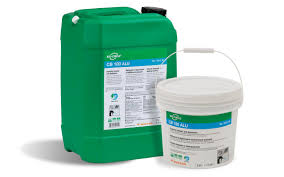 CLEANER AND DEGREASER / SOLVANT WATER BASE FOR ALUMINIUM